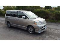 Toyota Voxy 8 Seater Not 7 Automatic Like Previa Estima Alphard Elgrand UK Registered Fresh MOT
