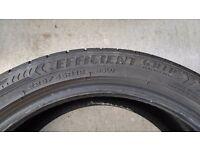 Goodyear Efficient Grip 225/45 R18 Tyre - part worn