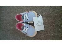 John Lewis Baby shoes 0-3