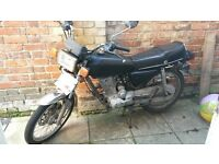 Warrior Despatch 125 (Honda CG125 Copy)