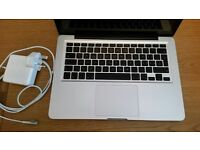 "MacBook ""Core 2 Duo"" 2.0 13"" Silver Aluminium (unibody)"