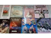 Great Collection Of 80 Sugarcraft, Icing & Occasion Cake Decorating Books