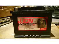 Battery Lion 027 60AH