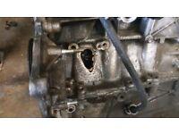 2013 TOYOTA PRIUS 1.8 HYBRID PETROL X2ZR-W22U ENGINE ***SPARES OR REPAIRS*** LTN £200