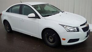 2014 Chevrolet Cruze Turbo Diesel Leather - One Owner