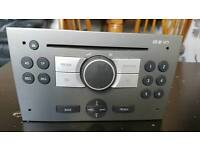 Vauxhall astra cd 30 stereo