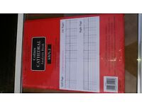 Analysis book. accounts office