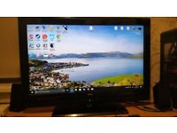 32 inch flatscreen tv