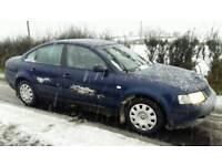2000 passat 1.9 TDI Good winter car /van 4x4 jeep maybe swap