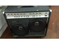 SPEAKERS AMP GITAR