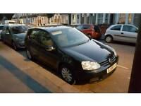 58 Plate (2008) Volkswagen Golf Tdi 5dr Hatchback 1.9 Turbo Diesel