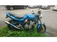 Suzuki Bandit 600 A2 Restricted
