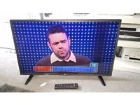 "LG 32"" LED TV in Excellent Condition with Original Remote & Built-in FREEVIEW Can Deliver"
