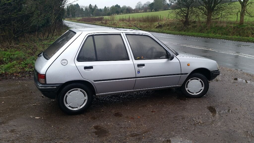 peugeot 205 diesel with 6 months mot cheap car in odiham hampshire gumtree. Black Bedroom Furniture Sets. Home Design Ideas