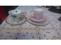 Single Cup & Saucer