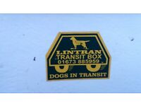 Lintran Dog Crate