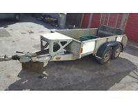 plant trailer 2.5t