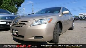 2007 Toyota Camry LE | REMOTE STARTER | POWER LOCKS | CERTIFIED