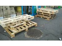 Pallets to go