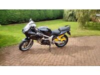 Suzuki SV650 S , starts and rides, MOT until 22nd December