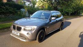 BMW X1 2.0 Litre Diesel Xdrive 2010
