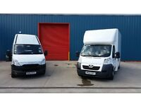 Van and Storage Hire.
