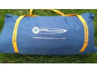 Outdoor revolution compactalite plus 250 all in bag can deliver or post! Thank you