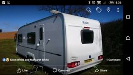 ace jubilee equerry 6 berth fixed bunks end washroom