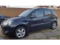 Ford Fiesta freedom 2006 but registrated 2007 1.2 (38000) mileage hPI clean good condition