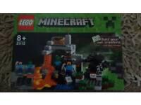 lego 21113 minecraft