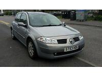 Renault Megane 5 months MOT