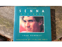 Ayrton Senna - A tribute by Ivan Rendall