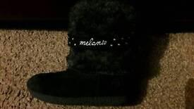 Girls toddler boots