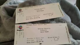 2 x Nils Frahm tickets SOLD