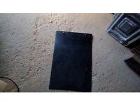 Wacker plate mat