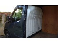 Bulkhead forRenault Master,Vauxhall Movano, Nissan NV400 . Very Good condition . Open to offers.