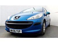 Peugeot 207 S | 1.4 Petrol | 3 Doors | Cambelt done at 44,000 | 5 Months MOT | HPI Clear