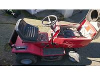 Ride-on Lawn Mower, MTD Lawnflite 12hp model 548 w/ 30inch cutting blade