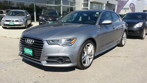 2016 Audi A6 Technik Was $63991 Now $59991, 3.0L Supercharged,