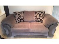 Beautiful grey 2 & 3 seater