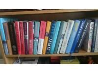 Set of 18 Jamie Oliver cook books