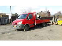 iveco recover truck