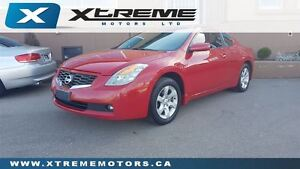 2009 Nissan ALTIMA COUPE === SOLD ===