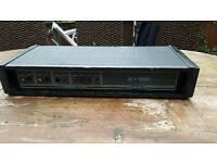 Carlsbro x150 amplifier working order
