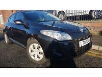 2009 Renault Megane 1.5 dCi Expression 5dr Hatchback, FSH, Warranty & Breakdown Available, £2,395