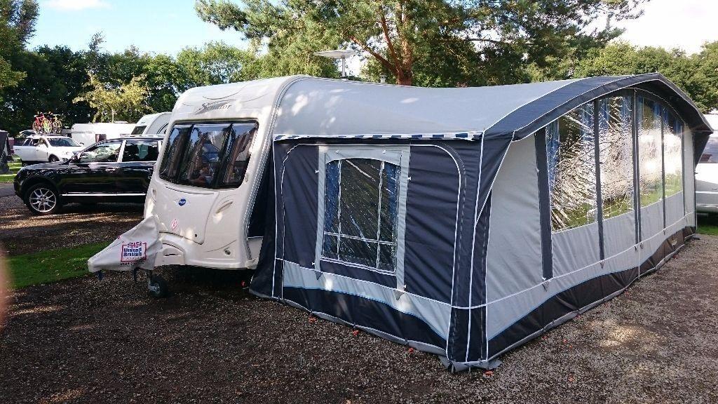 Quest Blenheim Elite Caravan Awning Size 16