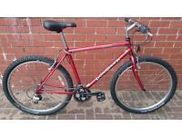 Diamondback Sorrento mountain bike full crmo frame and fork 19 inch