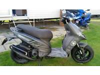 PIAGGIO TYPHOON 50CC 2011RUNS BUT NEEDS TLC