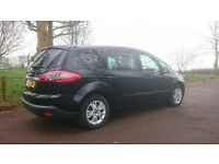 2010 Ford S-max Zetec, 2.0 Tdci, FSH, MOT 04.2018, just serviced in very good condition for sale