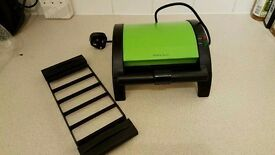 Andrew James Panini Maker (also can be used to make healthy nut/seed snack bars)